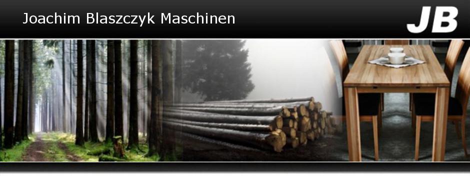 Joachim Blaszcyk Maschinen